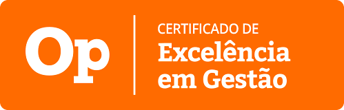 Selo Empresa Certificada Operand